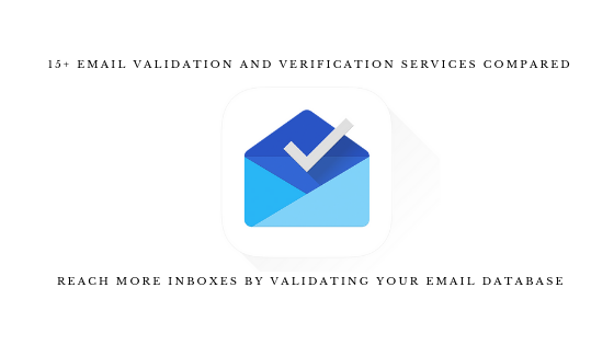 Email Validation Tools Compared By Pricing – 2019