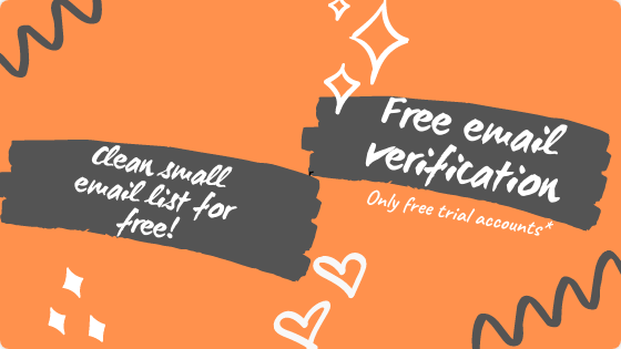 Top Free Email Verifier (Only free trial accounts) – 2020